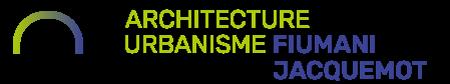 Architecture Urbanisme Fiumani Jacquemot Logo