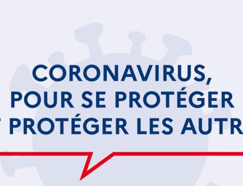 Covid-19 : nos protocoles mis en place